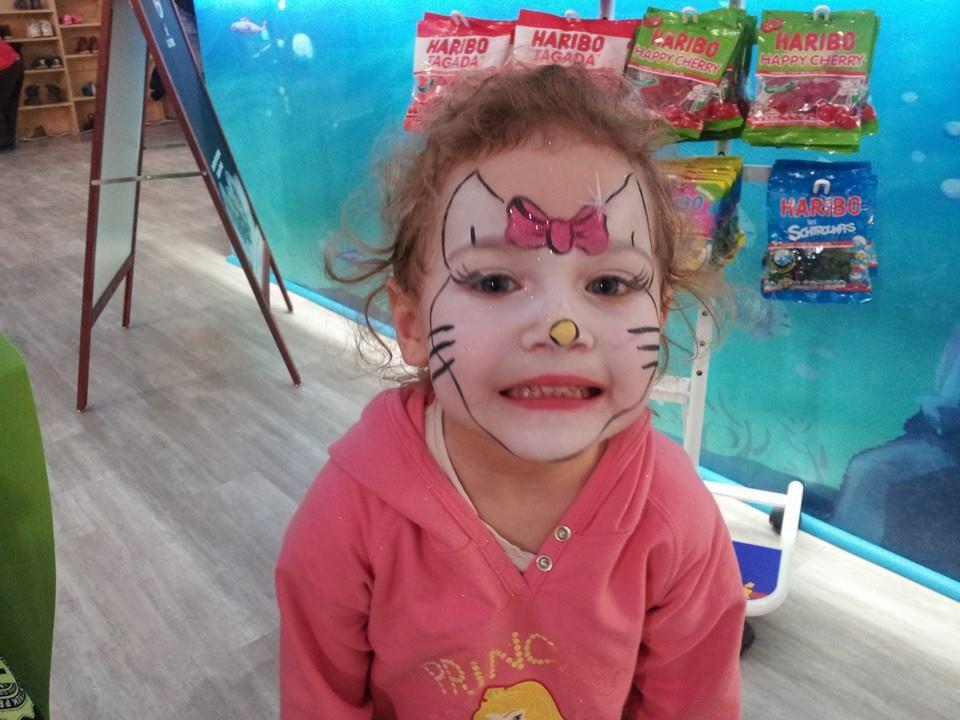 Maquillage Halloween Hello Kitty.Ludiqanim Net Animation Professionnelle Pour Enfants